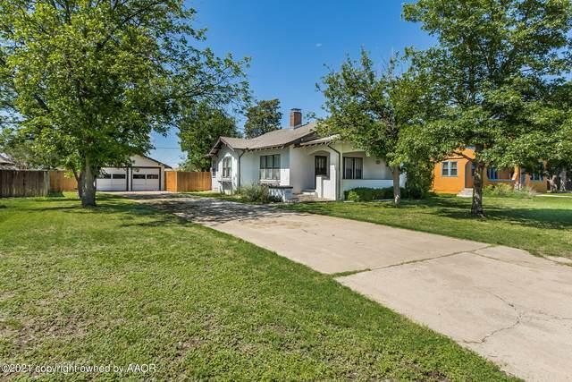 2002 6TH Ave, Canyon, TX 79015 (#21-3674) :: Lyons Realty
