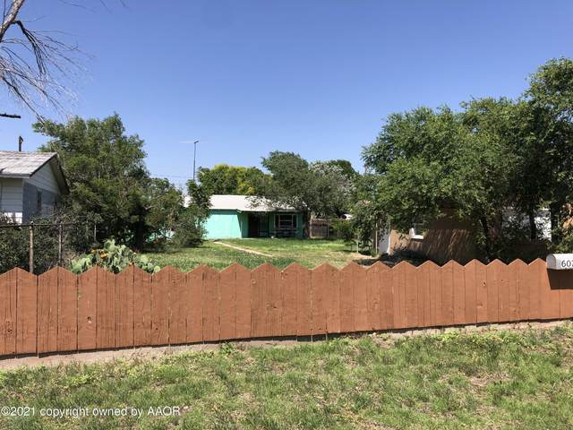 607 Longwood Ave, Fritch, TX 79036 (#21-3678) :: Keller Williams Realty
