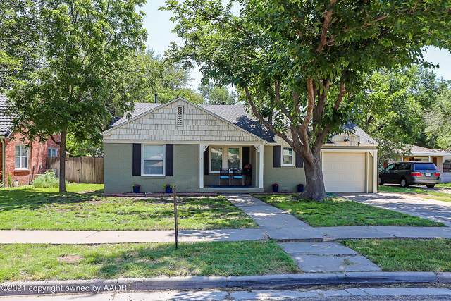 1513 Travis St, Amarillo, TX 79102 (#21-3689) :: Live Simply Real Estate Group
