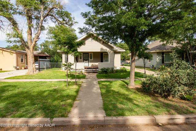 1609 Jackson St, Amarillo, TX 79102 (#21-3724) :: Live Simply Real Estate Group