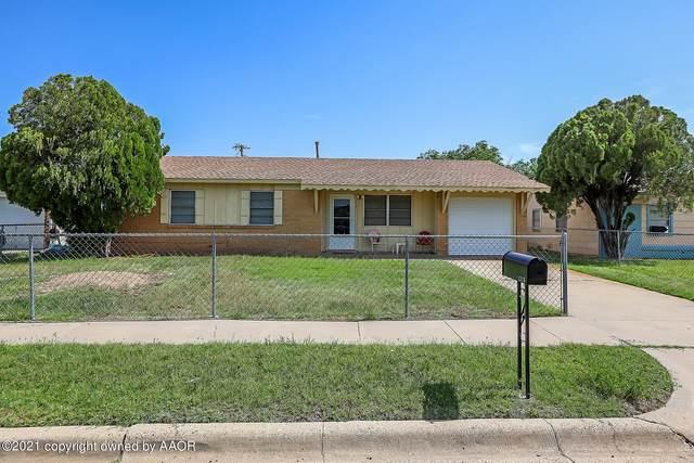 1316 Mimosa Ln, Amarillo, TX 79107 (#21-3733) :: Lyons Realty
