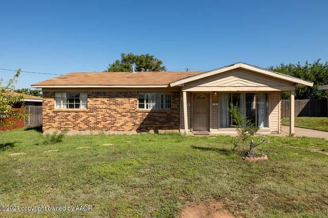 810 Latimer Dr, Borger, TX 79007 (#21-3749) :: Elite Real Estate Group
