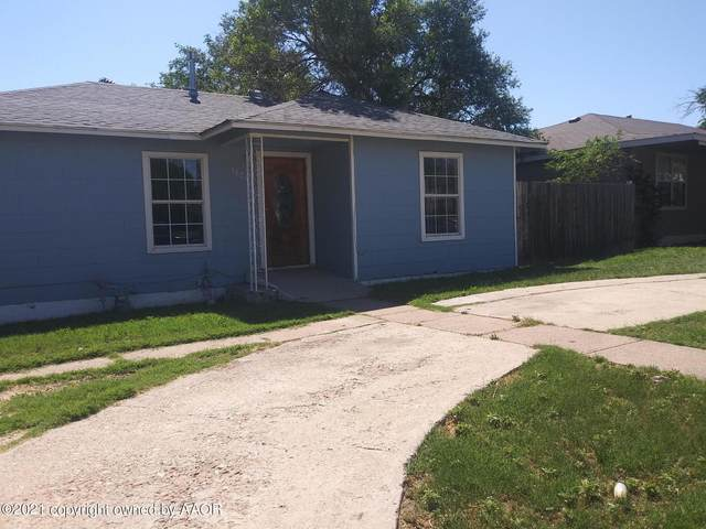1220 Cooley Dr, Borger, TX 79007 (#21-3753) :: Elite Real Estate Group