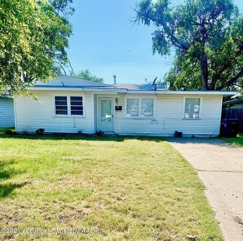 4008 Monroe St, Amarillo, TX 79110 (#21-3761) :: Live Simply Real Estate Group