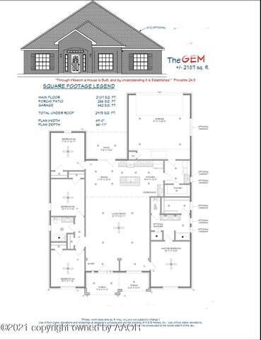 8402 Jeremy Joseph Dr, Amarillo, TX 79119 (#21-3762) :: Live Simply Real Estate Group