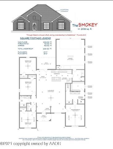 8406 Jeremy Joseph Dr, Amarillo, TX 79119 (#21-3763) :: Live Simply Real Estate Group