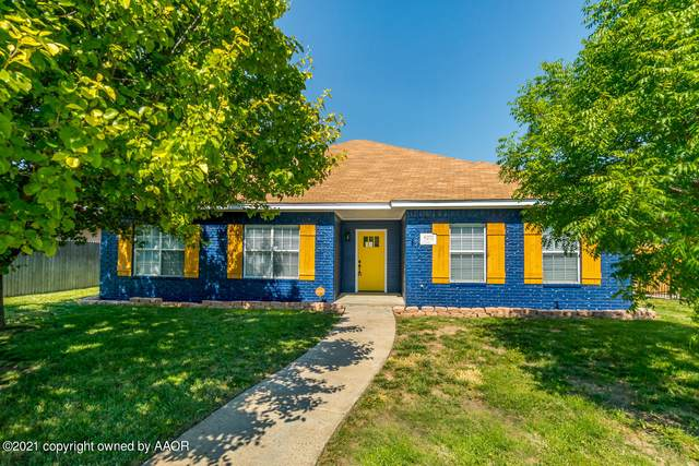 6202 Crockett St, Amarillo, TX 79118 (#21-3765) :: Live Simply Real Estate Group