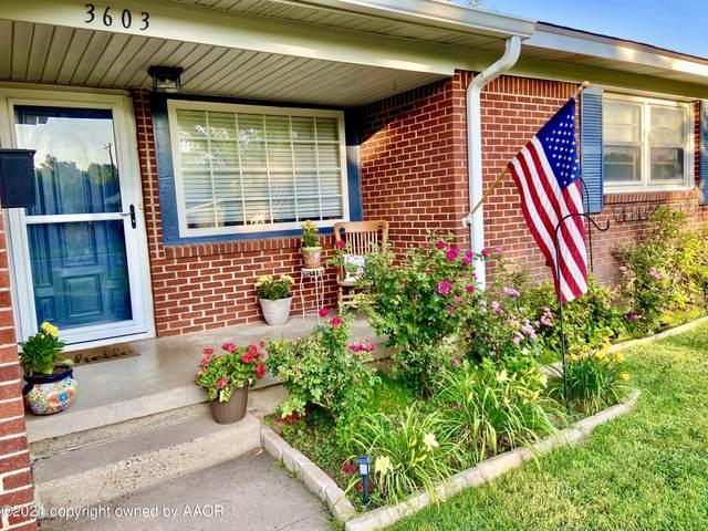 3603 Lamar St, Amarillo, TX 79109 (#21-3771) :: Live Simply Real Estate Group