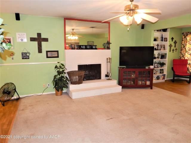 3606 Western St, Amarillo, TX 79109 (#21-3775) :: Meraki Real Estate Group