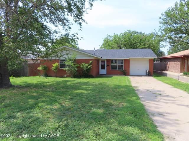 1706 9TH Ave, Canyon, TX 79015 (#21-3776) :: Meraki Real Estate Group