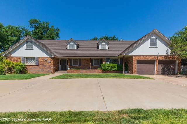 2410 Teckla Blvd, Amarillo, TX 79106 (#21-3782) :: Lyons Realty