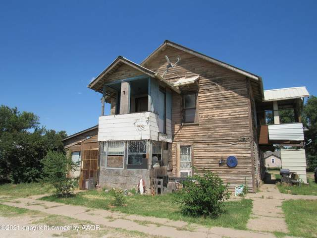 404 Lincoln St, Amarillo, TX 79107 (#21-3796) :: Keller Williams Realty