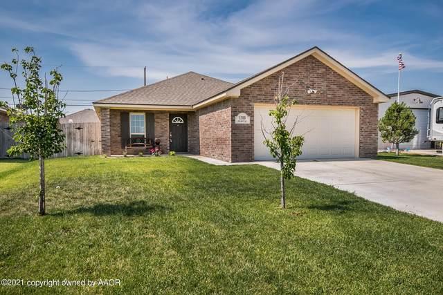 1300 Fox Hunt Ave, Amarillo, TX 79108 (#21-3803) :: Meraki Real Estate Group