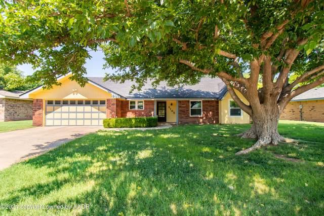 3705 Navasota Dr, Amarillo, TX 79109 (#21-3808) :: Live Simply Real Estate Group