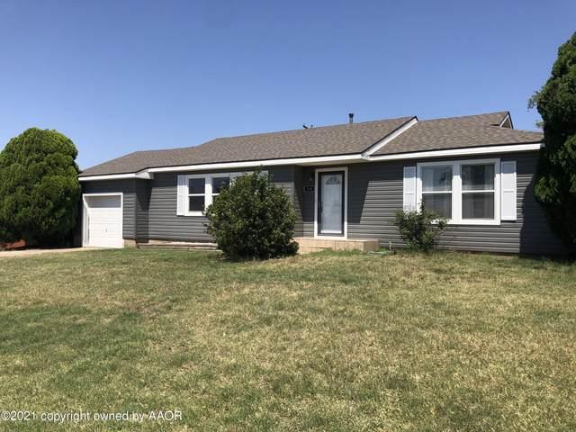 316 Austin St, Borger, TX 79007 (#21-3813) :: Meraki Real Estate Group