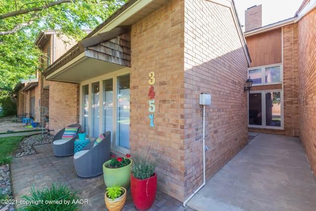 3451 Gladstone Ln, Amarillo, TX 79121 (#21-3824) :: Keller Williams Realty