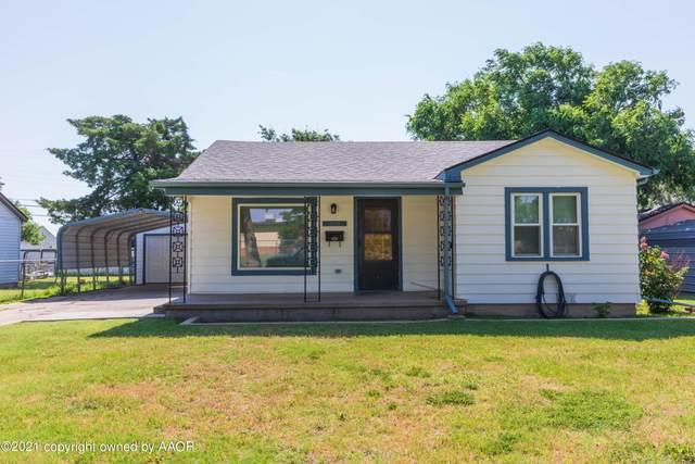 3809 Lipscomb St, Amarillo, TX 79110 (#21-3831) :: Meraki Real Estate Group