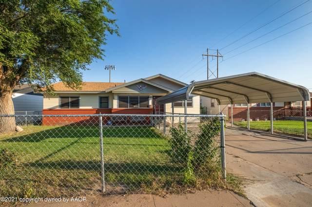 1714 16TH Ave, Amarillo, TX 79107 (#21-3832) :: Keller Williams Realty