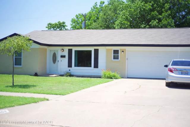 4504 Goodnight Trl, Amarillo, TX 79109 (#21-3836) :: Meraki Real Estate Group