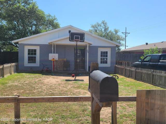 509 Pittsburg St, Amarillo, TX 79104 (#21-3840) :: Live Simply Real Estate Group