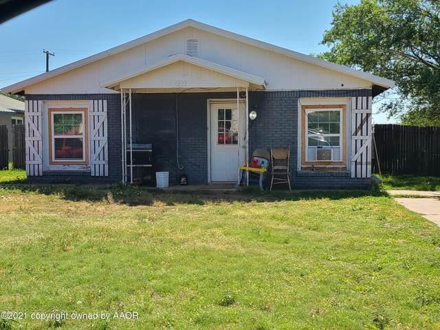 507 Pittsburg St, Amarillo, TX 79104 (#21-3841) :: Meraki Real Estate Group