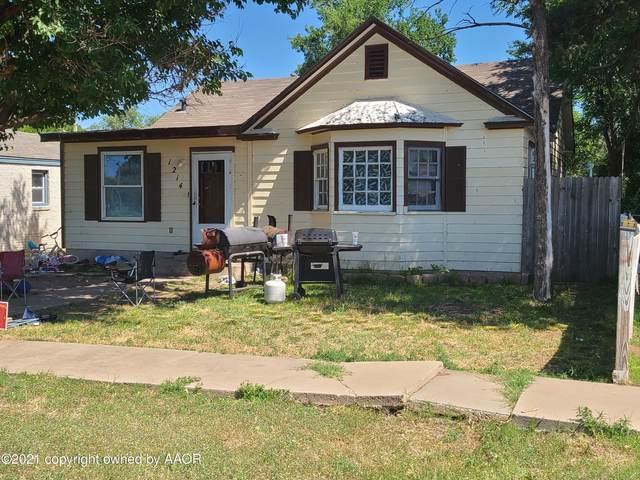 1214 12TH Ave, Amarillo, TX 79102 (#21-3846) :: Meraki Real Estate Group