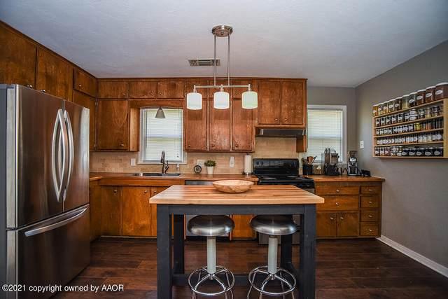 1331 Bellaire St, Amarillo, TX 79106 (#21-3847) :: Keller Williams Realty
