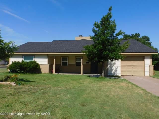 3718 Lenwood Dr, Amarillo, TX 79109 (#21-3854) :: Keller Williams Realty
