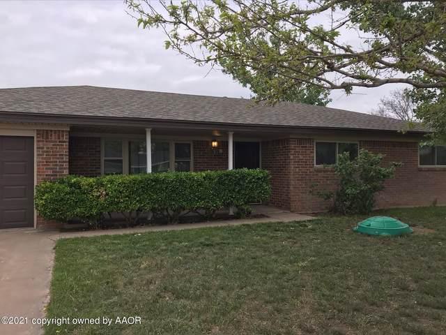 607 Fulton, Stratford, TX 79084 (#21-3856) :: Keller Williams Realty