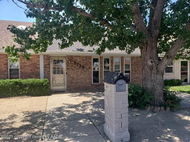 5729 Wabash St, Amarillo, TX 79109 (#21-3857) :: Elite Real Estate Group