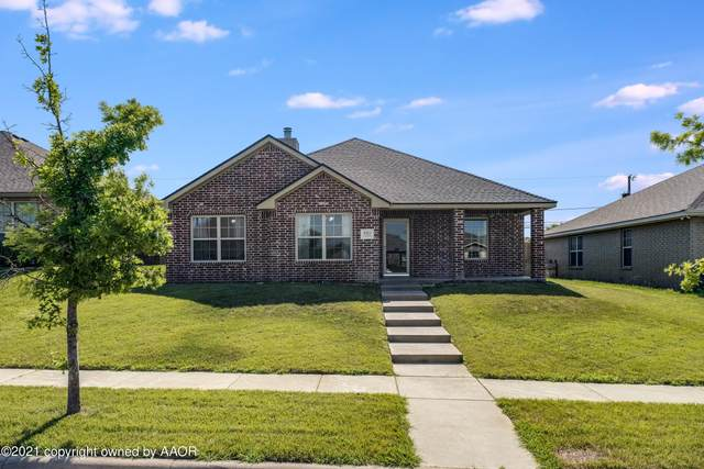 4211 Aldredge St, Amarillo, TX 79118 (#21-3867) :: Meraki Real Estate Group