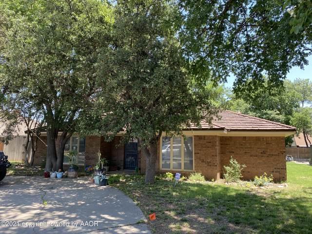 6003 Millford Dr, Amarillo, TX 79109 (#21-3868) :: Elite Real Estate Group