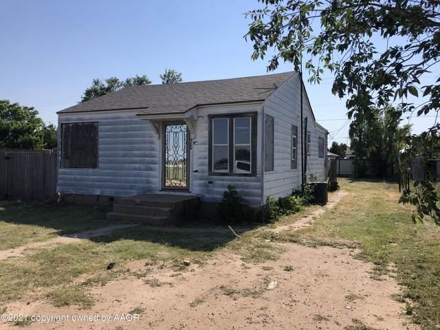 310 Greenough Ave, Stinnett, TX 79083 (#21-3878) :: Elite Real Estate Group