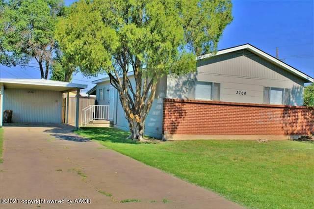2700 Roosevelt St, Amarillo, TX 79103 (#21-3881) :: Meraki Real Estate Group