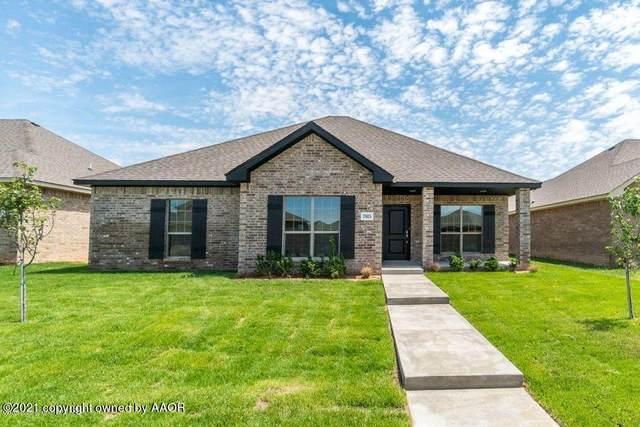 7815 Crestline Dr, Amarillo, TX 79119 (#21-390) :: Live Simply Real Estate Group