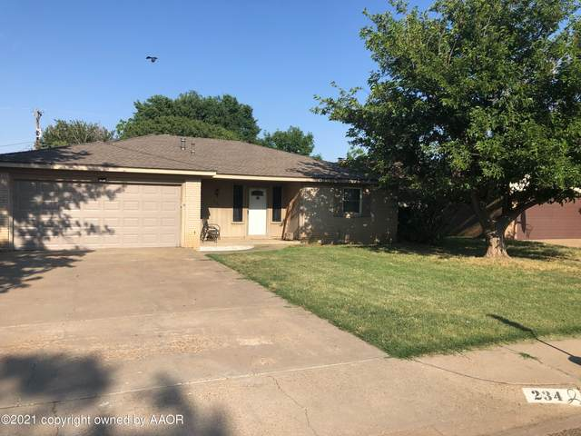 234 Elm St, Hereford, TX 79045 (#21-3904) :: RE/MAX Town and Country