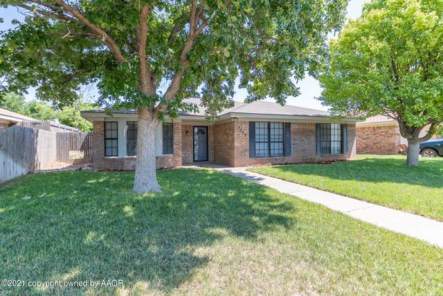 7306 Imperial Dr, Amarillo, TX 79121 (#21-3920) :: Lyons Realty