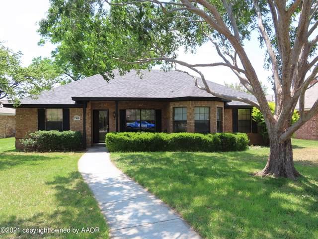 7905 Underwood Dr, Amarillo, TX 79121 (#21-3931) :: Elite Real Estate Group