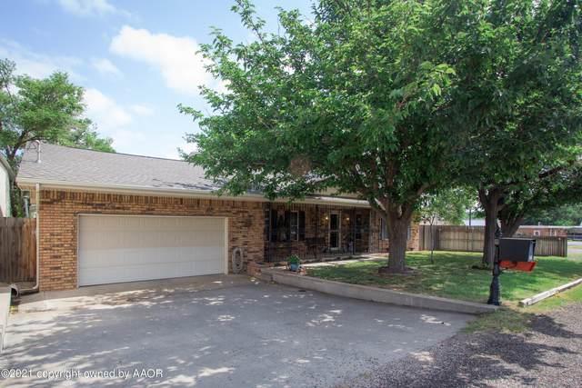 207 Colorado Ave, Amarillo, TX 79108 (#21-3936) :: Keller Williams Realty