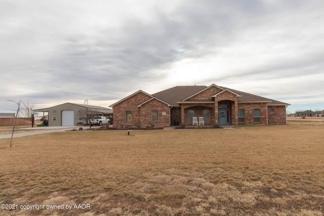17901 Calle Pierce Cir, Amarillo, TX 79124 (#21-394) :: Elite Real Estate Group