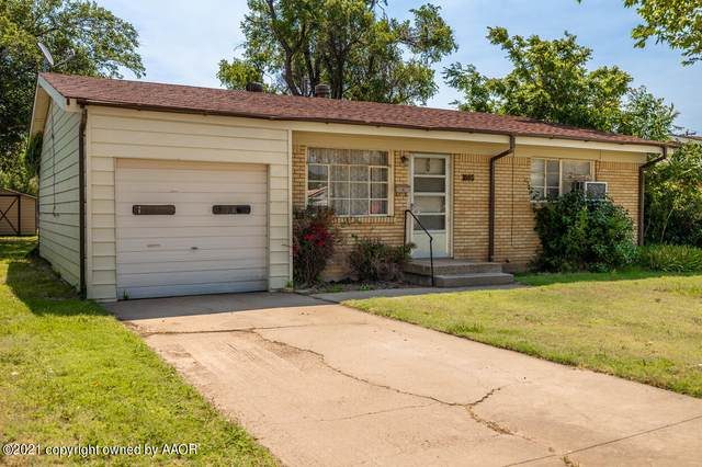 1005 Dressen St., Spearman, TX 79081 (#21-3958) :: Live Simply Real Estate Group