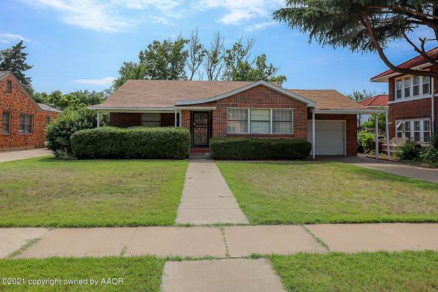 1004 Bonham, Amarillo, TX 79102 (#21-3960) :: Meraki Real Estate Group