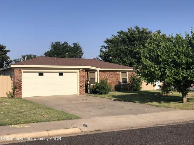 4315 Crockett St, Amarillo, TX 79110 (#21-3966) :: Keller Williams Realty
