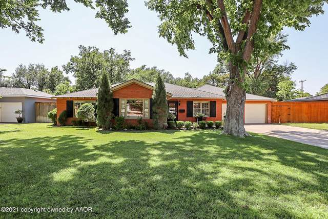 2610 Travis St, Amarillo, TX 79109 (#21-3986) :: RE/MAX Town and Country