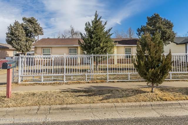 1013 Tudor Dr, Amarillo, TX 79104 (#21-400) :: Elite Real Estate Group