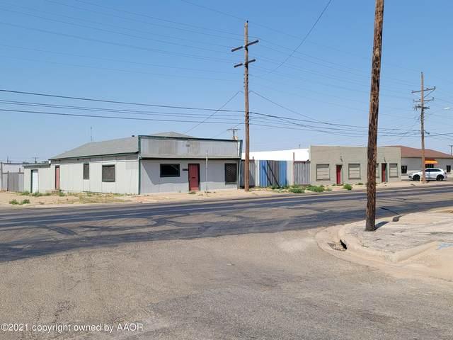 1712-1718 3RD Ave, Amarillo, TX 79106 (#21-4002) :: Keller Williams Realty