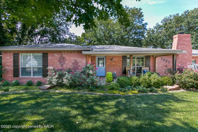 2602 Travis St, Amarillo, TX 79109 (#21-4015) :: RE/MAX Town and Country
