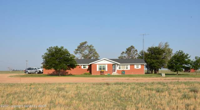 1325 County Road 512, Dimmitt, TX 79027 (#21-4037) :: RE/MAX Town and Country