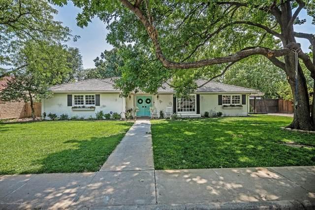 5309 Everett Ave, Amarillo, TX 79106 (#21-4056) :: Keller Williams Realty