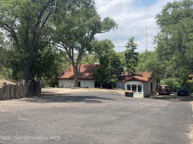 101 Shore Dr, Amarillo, TX 79118 (#21-4057) :: Lyons Realty